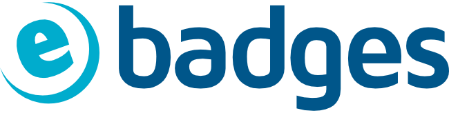 Ebadges logo